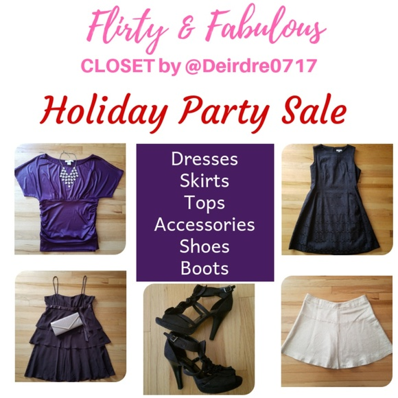 Dresses & Skirts - Holiday Party Sales